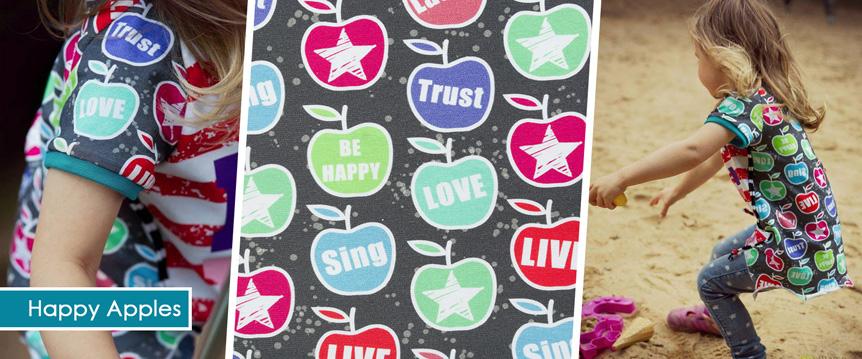 Neue Eigenproduktion - Happy Apples