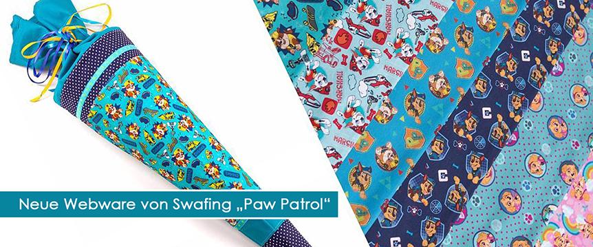 Webware Paw Patrol Swafing