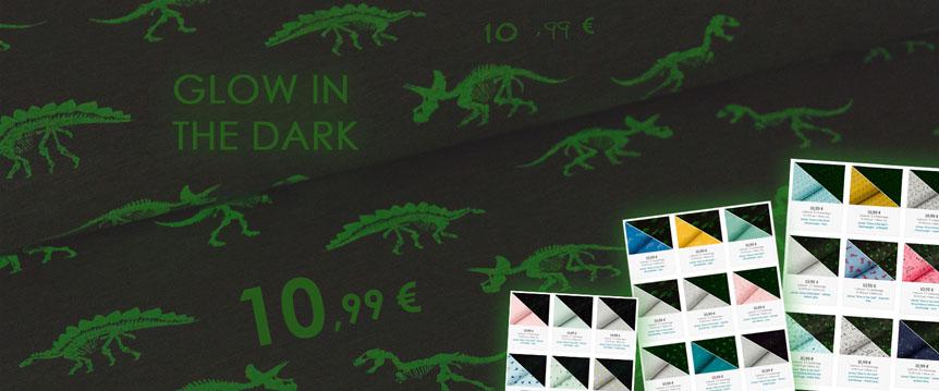 Glow in the Dark Jerseys - Nachtleuchtend