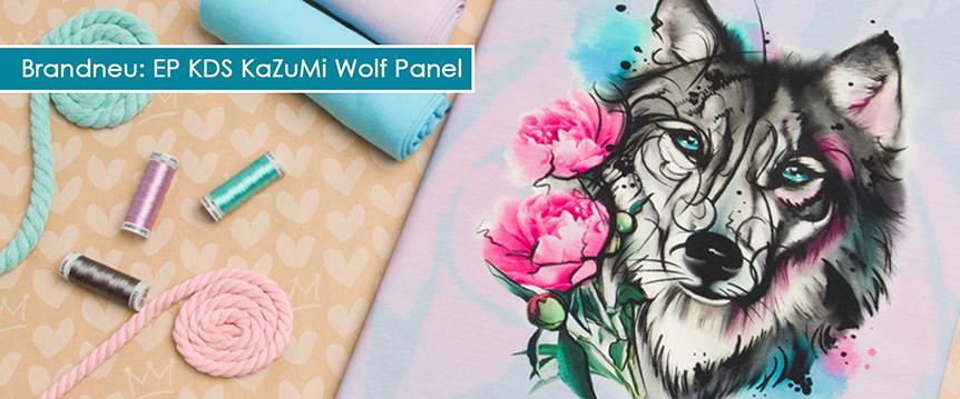 KaZuMi Wolf Panel