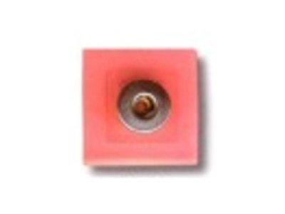 Druckknopf Gum Tec 28mm lachs