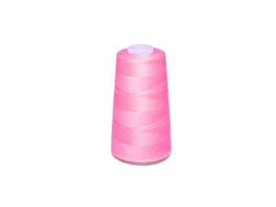 Nähgarn Overlock Kone Lauflänge 2700m pink
