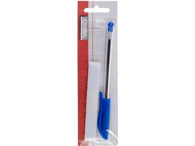 Wäschezeichenband-Set 3m mit Stift - weiß