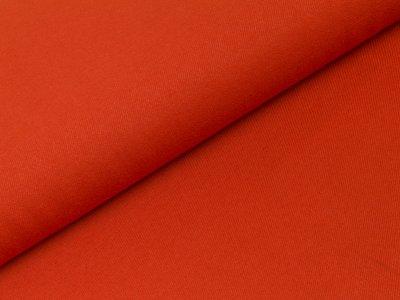 Stretch-Jeans Twill - uni orange