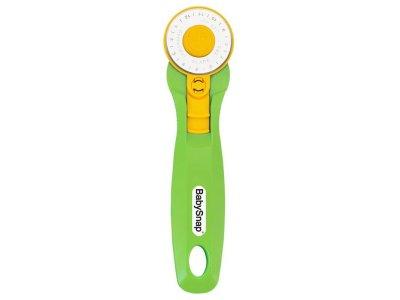Rollschneider BabySnap 45mm - grün