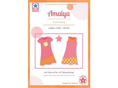Schnittmuster Amalya - Sommerkleid für Mädchen