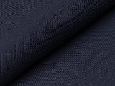 Jersey uni - marineblau