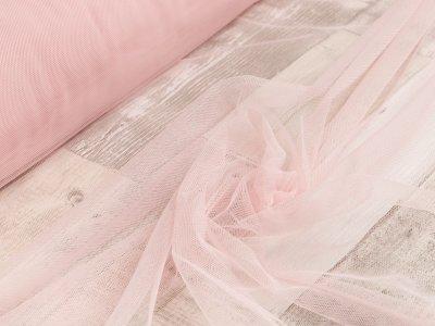 Tüll - uni helles rosa