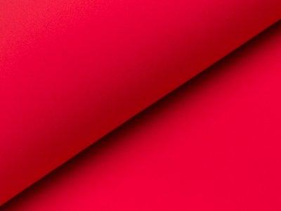 Jackenstoff Softshell 3-lagig  - uni rot