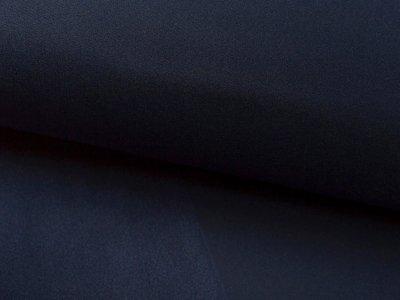 Jackenstoff Softshell 3-lagig dunkelblau