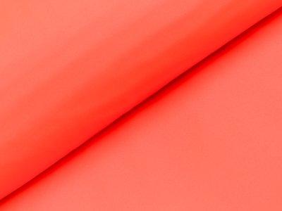 Jackenstoff Softshell 3-lagig  - uni neonorange