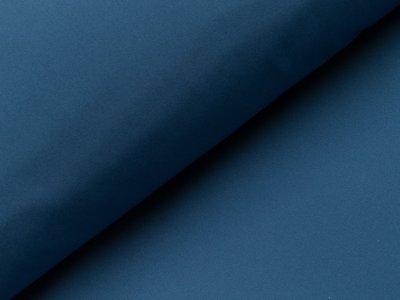 Jackenstoff Softshell 3-lagig  - uni jeansblau