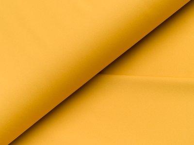 "Jackenstoff Softshell 3-lagig  ""light"" - gelb"