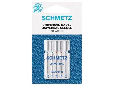 Schmetz 5 Nähmaschinennadeln 130/705 Standard 70-90
