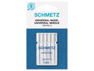 Schmetz 5 Nähmaschinennadeln 130/705 H Standard 60