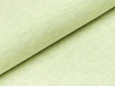 Sweat French Terry Neon - meliert neongelb