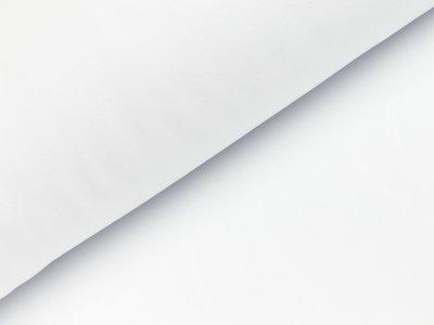 Sweat Softtouch - uni weiß
