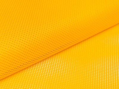 Mesh-Netzstoff - gelb