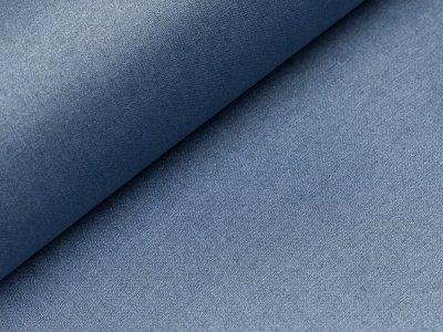 Beschichtete Baumwolle Swafing Luisa - blau