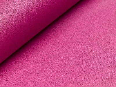 Beschichtete Webware Baumwolle Swafing Luisa -  dunkles pink