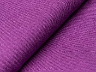 Jersey - uni dunkles lila