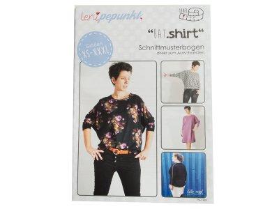 """Papier-Schnittmuster Lenipepunkt - Fledermausshirt """"Bat.shirt"""" - Damen"""