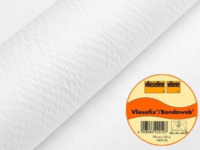 Vliesofix Bondaweb Vlieseline zum Applizieren beidseitig fixierbar 90 cm breit