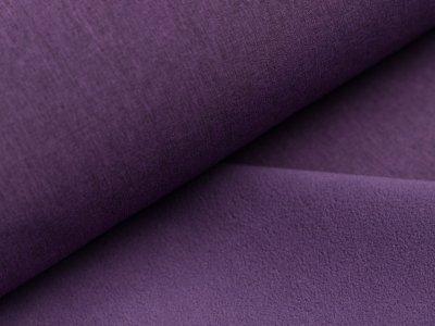 Jackenstoff Softshell uni - meliert lila