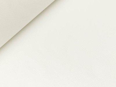 Struktur Kunstleder - weiß