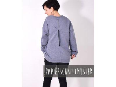 Papier-Schnittmuster Lenipepunkt Knoten.Sweater - Sweater