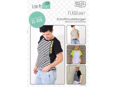 Papier-Schnittmuster Lenipepunkt Flash.Shirt - Shirt