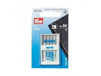 Schmetz Jeans Nadeln 5 Stk./Standard 90-110 Prym