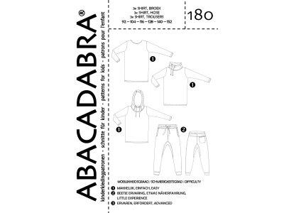 Abacadabra 180 Kinder Shirt und Hose