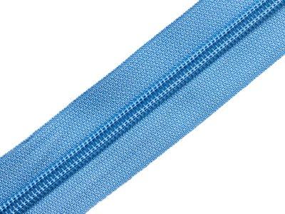 Endlosreißverschluss 5mm - blau