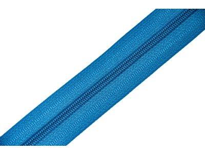 Endlosreißverschluss 3mm - blau