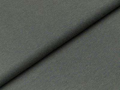 Interlock uni - dunkles grau