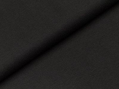 Interlock uni - schwarz