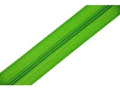 Endlosreißverschluss 3mm - grün