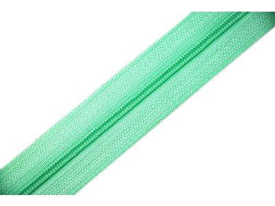 Endlosreißverschluss 3mm - smaragd