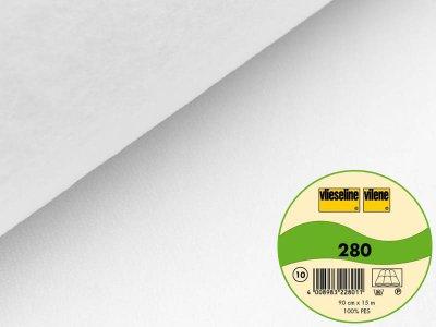 Volumenvlies 280 Vlieseline zum Einnähen 90 cm breit
