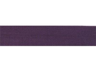 Jersey-Schrägband 20mm lila