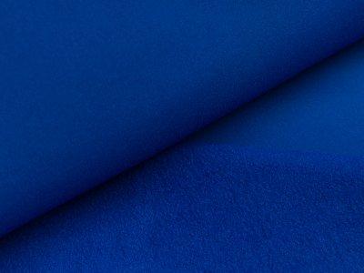 Jackenstoff Softshell - uni kobaltblau