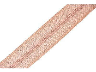 Endlosreißverschluss 3mm - rosa