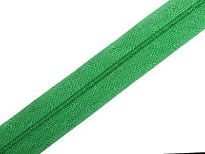 Endlosreißverschluss 3mm - grassgrün