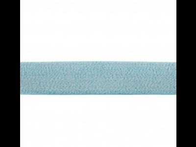 Gummiband weich ca. 40mm - meliert türkisgrün