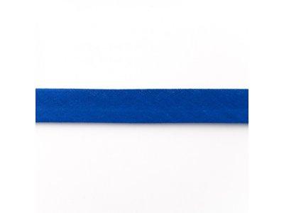 Schrägband 3m gefalzt 20mm jeansblau