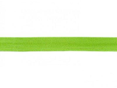 Jersey-Schrägband 20mm dunkellime