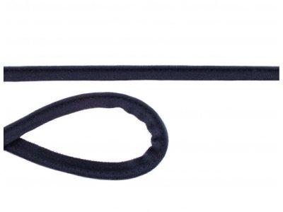 Jersey Paspelband Biese 10mm uni nachtblau