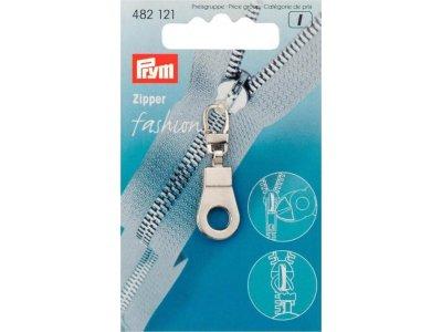 Prym Fashion-Zipper Öse - silberfarben