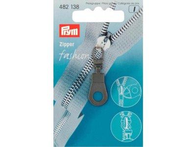 Prym Fashion-Zipper Öse - schwarz
